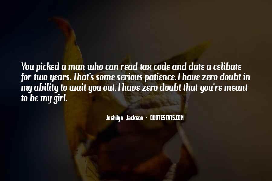 Joshilyn Jackson Quotes #857217