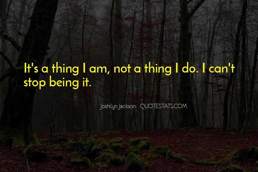 Joshilyn Jackson Quotes #974412