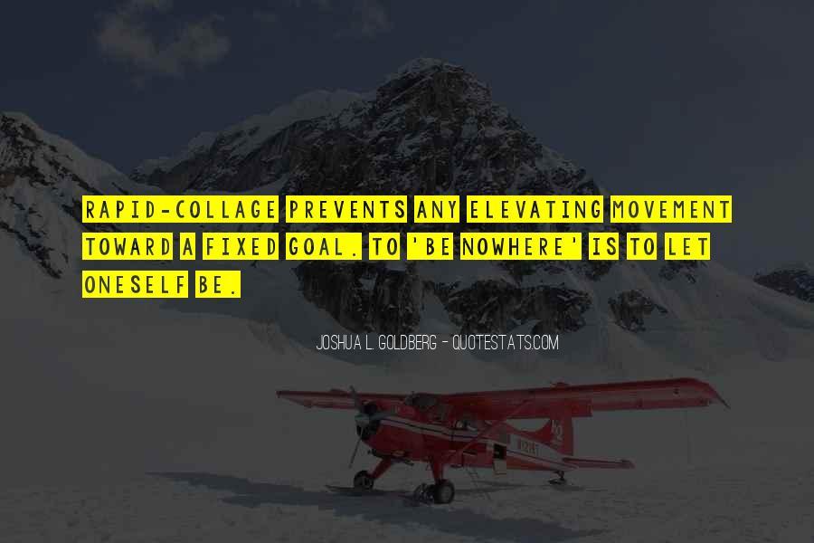 Joshua L. Goldberg Quotes #247513