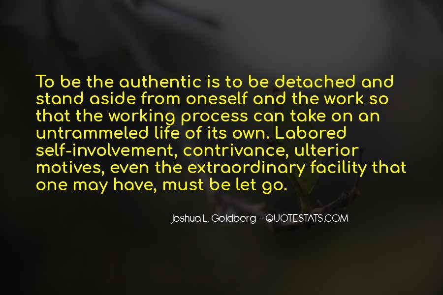 Joshua L. Goldberg Quotes #434417