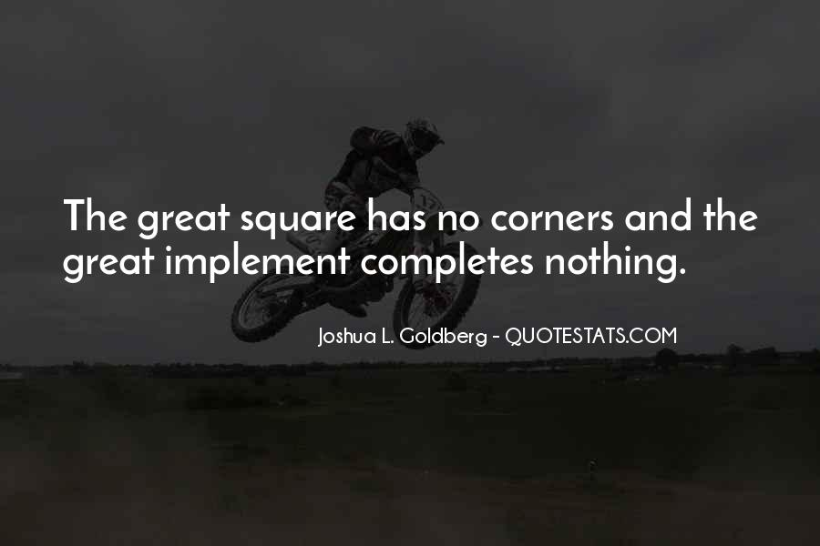 Joshua L. Goldberg Quotes #775704