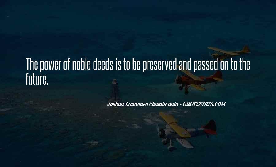 Joshua Lawrence Chamberlain Quotes #636494