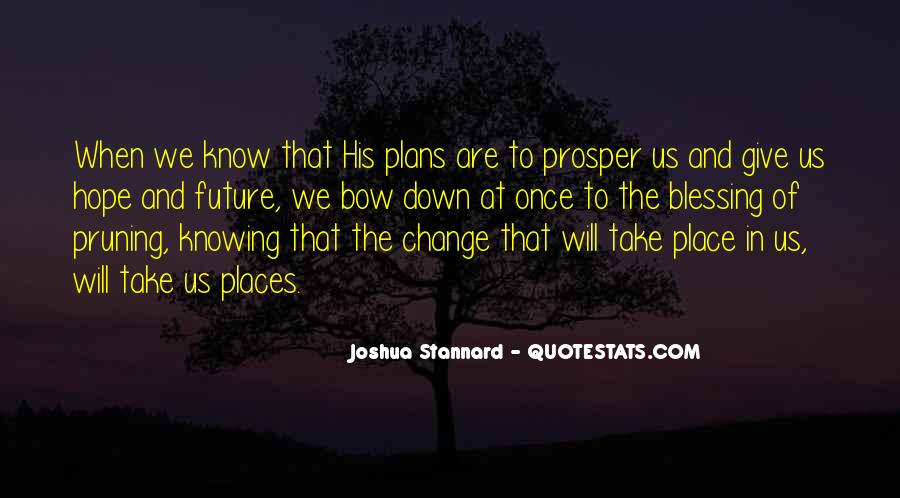 Joshua Stannard Quotes #434316