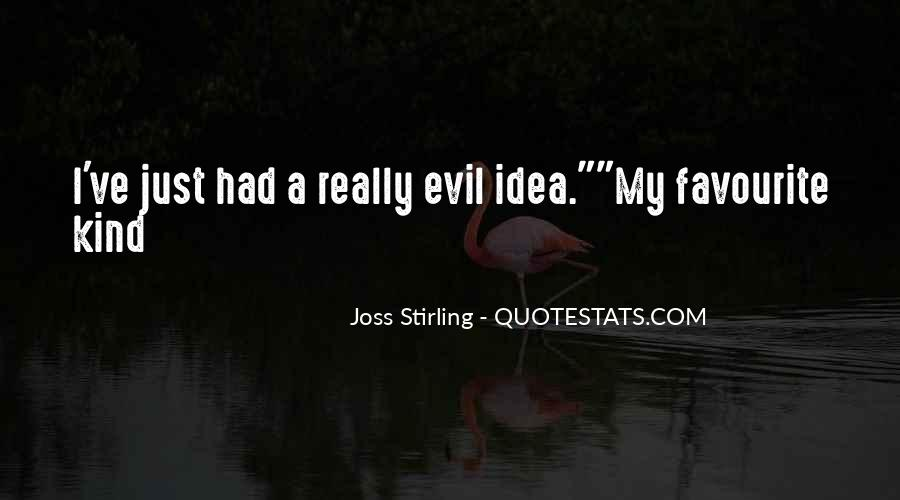 Joss Stirling Quotes #1608901