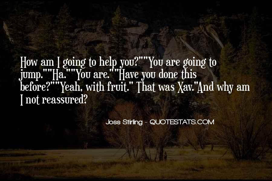 Joss Stirling Quotes #1832293