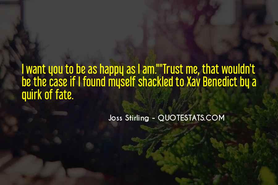Joss Stirling Quotes #52978