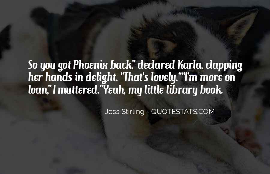 Joss Stirling Quotes #602393