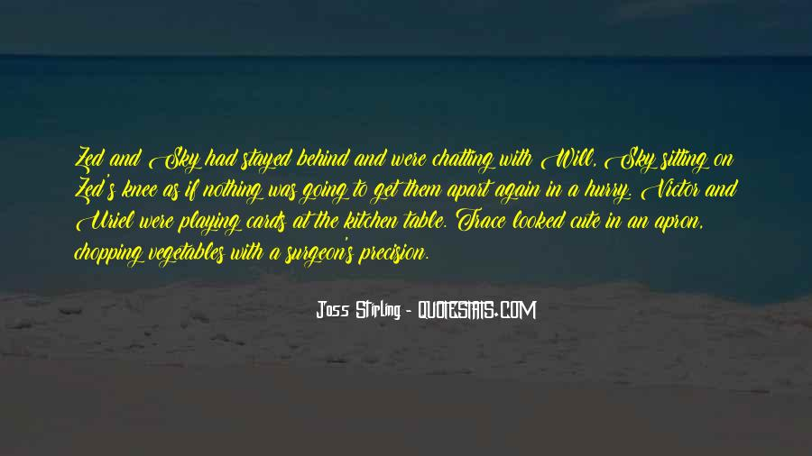 Joss Stirling Quotes #707364