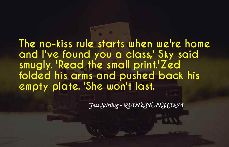Joss Stirling Quotes #742296