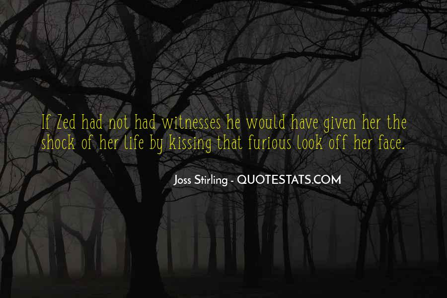 Joss Stirling Quotes #800970