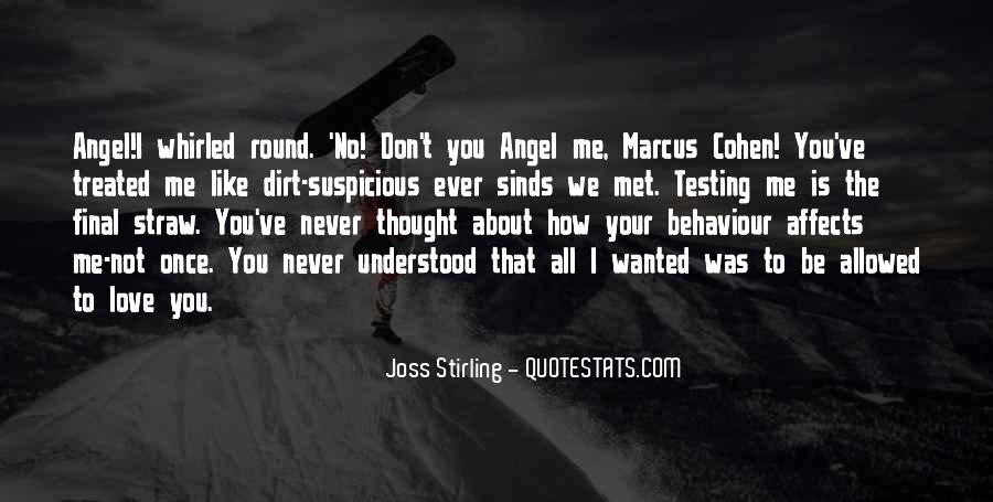 Joss Stirling Quotes #871283
