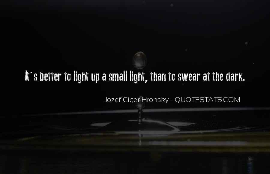Jozef Ciger Hronsky Quotes #393407