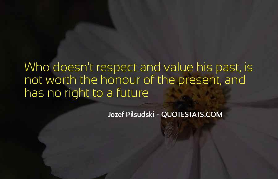 Jozef Pilsudski Quotes #1737543