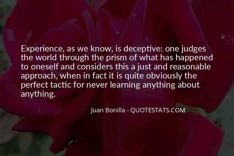 Juan Bonilla Quotes #1204961