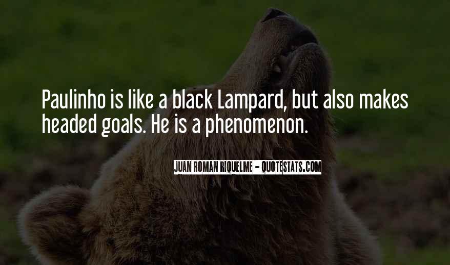 Juan Roman Riquelme Quotes #26048