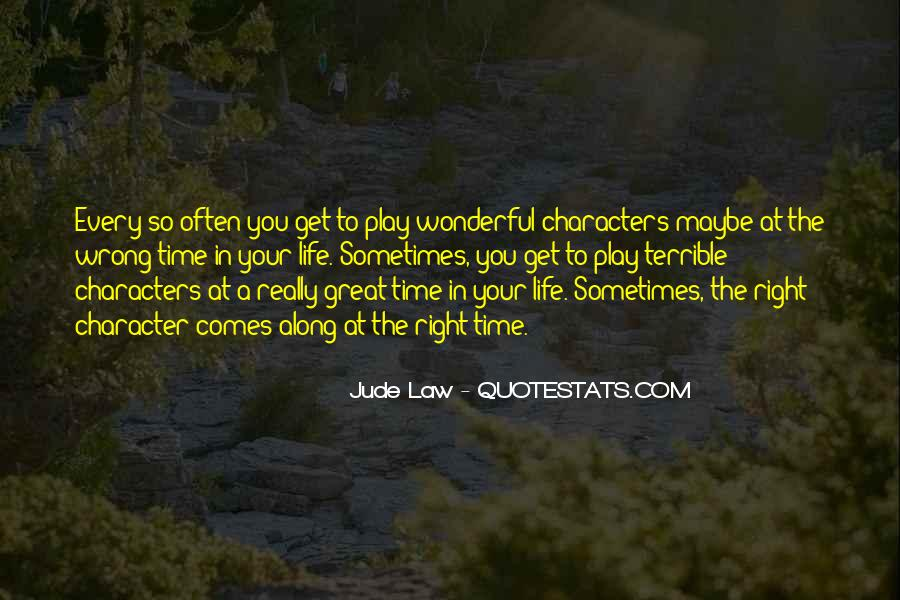 Jude Law Quotes #1089589