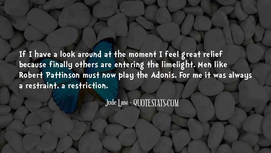 Jude Law Quotes #1089726