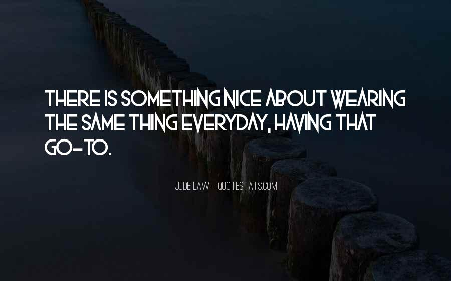 Jude Law Quotes #1125870