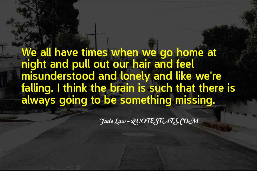 Jude Law Quotes #1317131