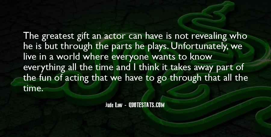 Jude Law Quotes #1634212