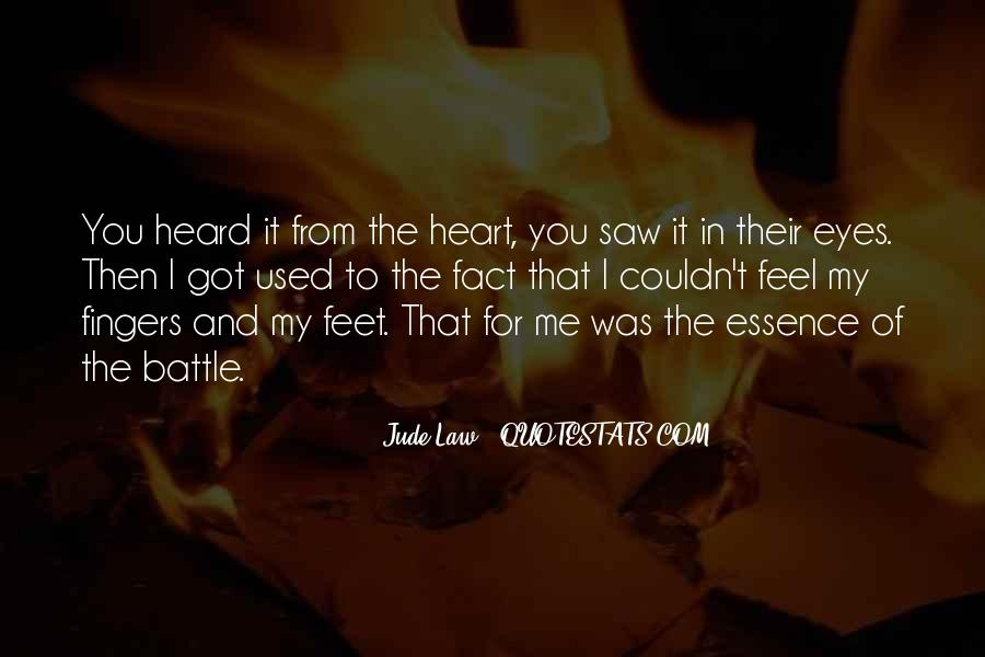 Jude Law Quotes #1654114
