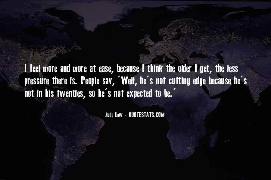 Jude Law Quotes #1664962