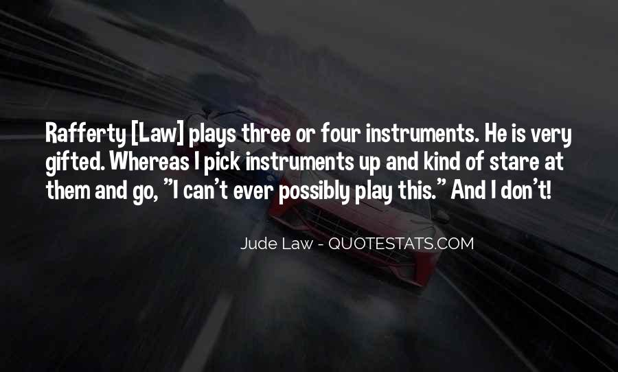 Jude Law Quotes #1700520