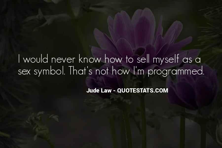 Jude Law Quotes #1752022
