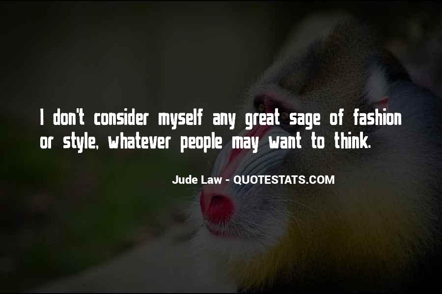 Jude Law Quotes #245966