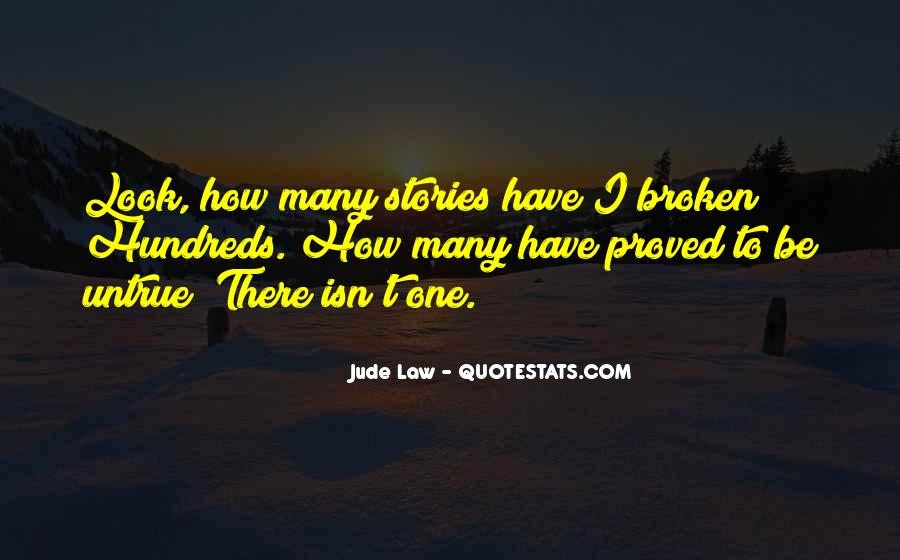 Jude Law Quotes #273239