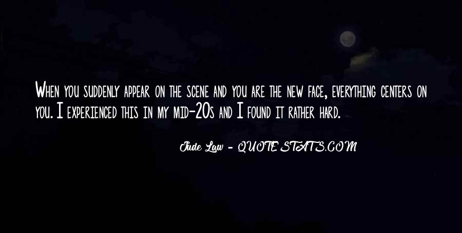 Jude Law Quotes #288072