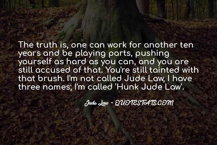 Jude Law Quotes #491688