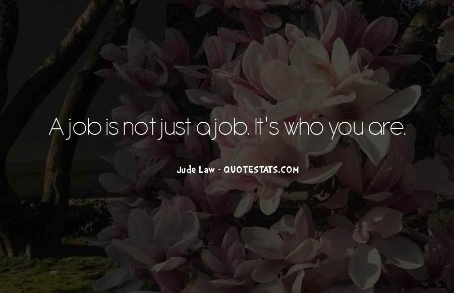 Jude Law Quotes #87006