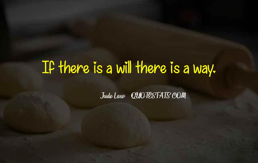 Jude Law Quotes #966821