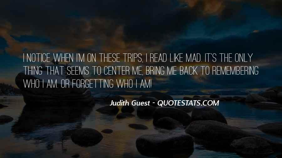 Judith Guest Quotes #1027761