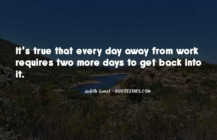 Judith Guest Quotes #1057521