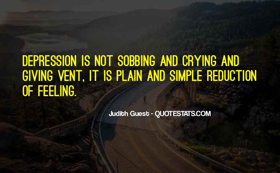 Judith Guest Quotes #1105048