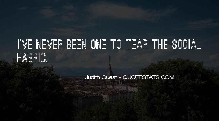 Judith Guest Quotes #1181407