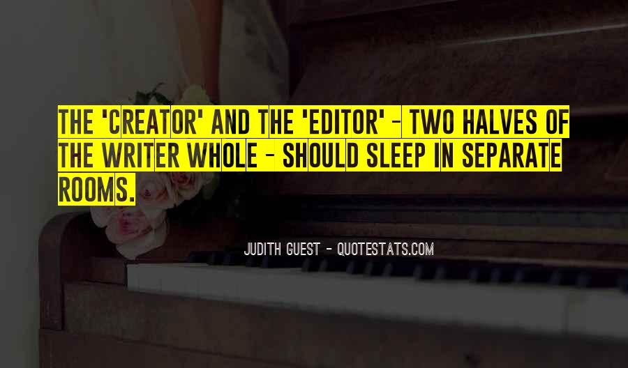 Judith Guest Quotes #1227386