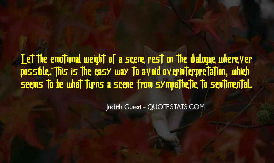 Judith Guest Quotes #1380294