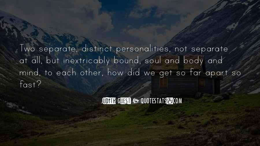 Judith Guest Quotes #1449649