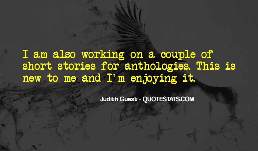 Judith Guest Quotes #292858