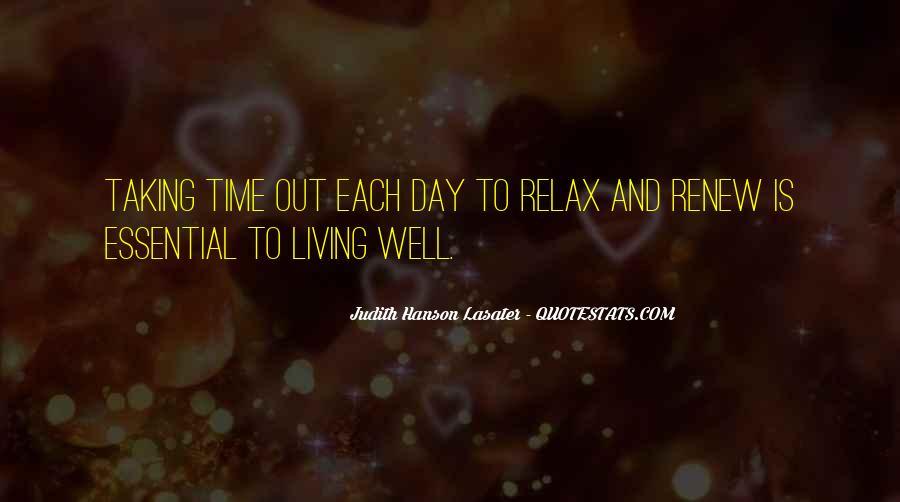 Judith Hanson Lasater Quotes #474873
