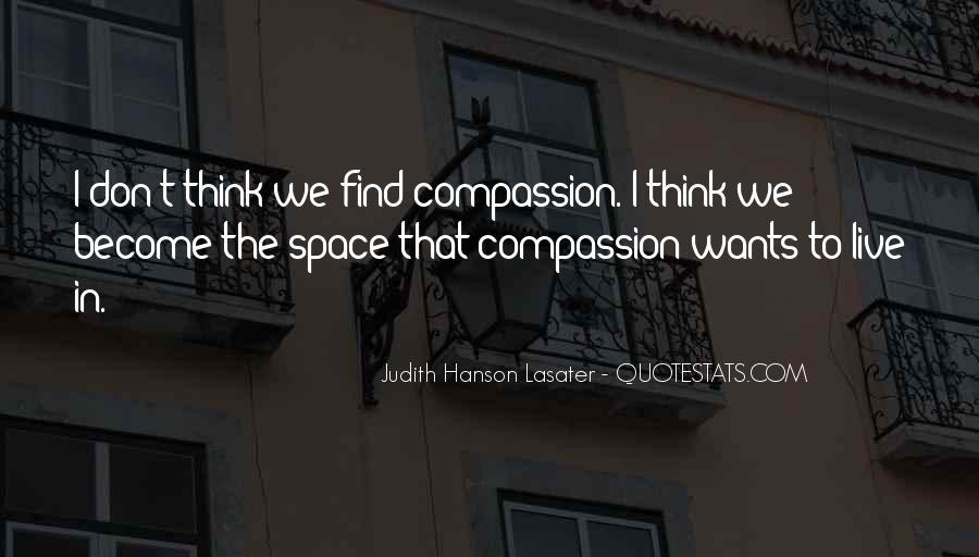 Judith Hanson Lasater Quotes #62866