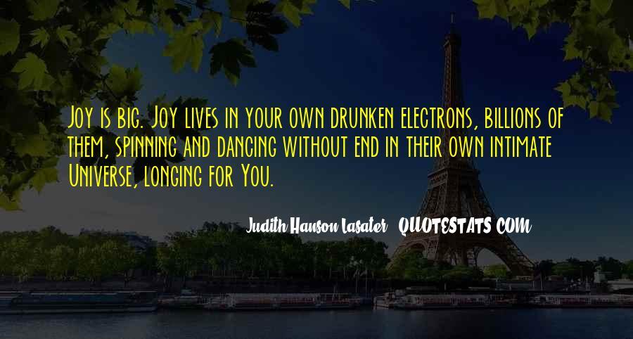 Judith Hanson Lasater Quotes #655245