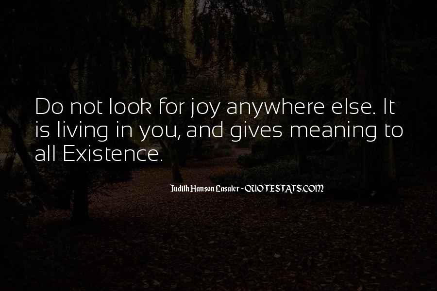 Judith Hanson Lasater Quotes #802274