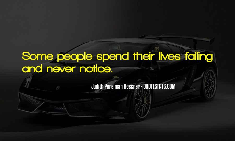 Judith Perelman Rossner Quotes #1040112