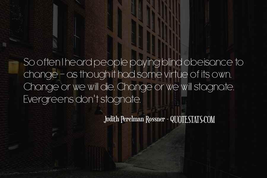 Judith Perelman Rossner Quotes #1478243
