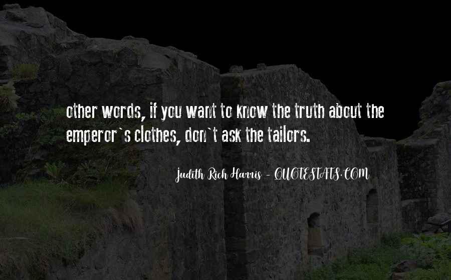 Judith Rich Harris Quotes #333590
