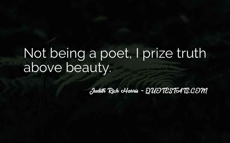 Judith Rich Harris Quotes #787100